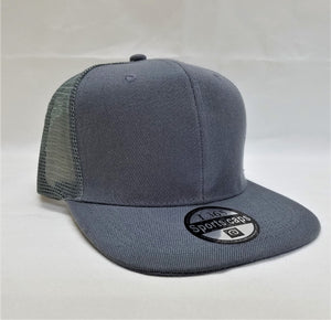 Cap-Trucker snap back