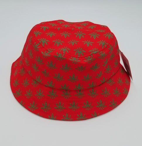 Leaf Bucket Hat