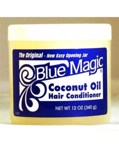 Blue magic conditioner