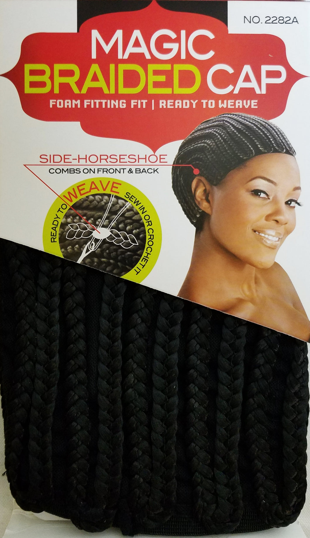 Braid cap