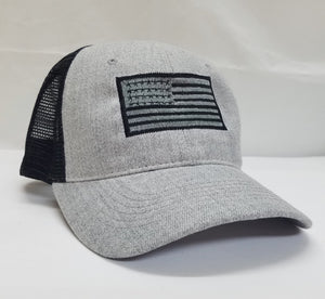 CAP-USA FLAG(VELCRO)