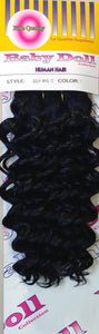 Baby doll deep wave 12""