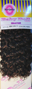 Baby doll jerry curl 10""