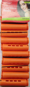 Cold wave rod orange