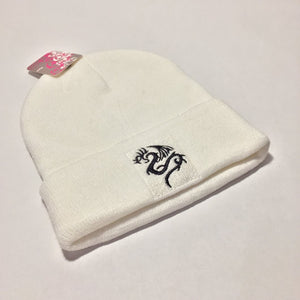 Beanie with dragon (dz price)