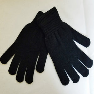 WINTER MAGIC GLOVES (BLACK)
