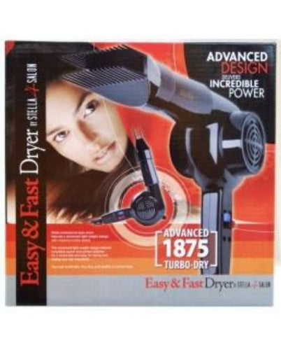 Easy and fast dryer