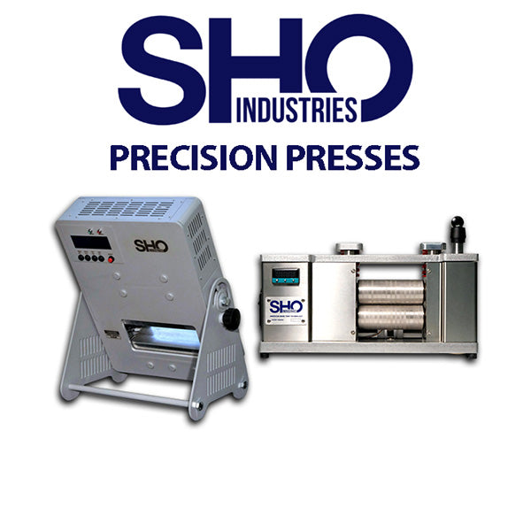 SHO rosin presses
