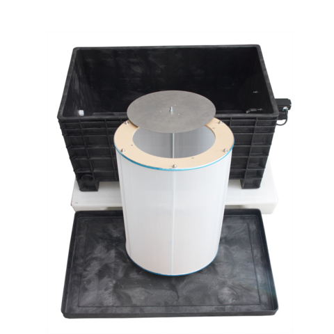 Pollen Master 4500 dry sift tumbler