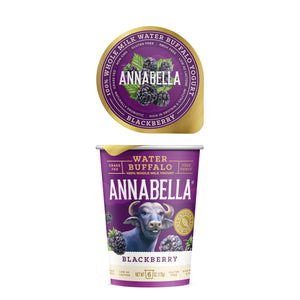 Annabella Water Buffalo Yogurt: 100% Grass Fed Organic