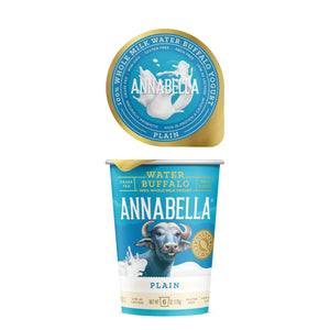 Annabella Water Buffalo Yogurt: High quality A2 protein yogurt