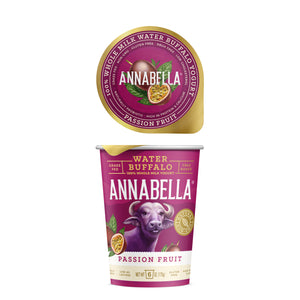 Annabella Water Buffalo Yogurt: Low cholesterol and rich in calcium