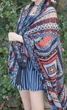 wrap scarf, vintage paisley, vintage clothing, vintage, shawls and wraps, shawl, scarves for women, red scarf, pashmina scarf, pashmina, neck scarf, long stole, large scarf, ladies scarves, infinity scarf, head scarf, cotton scarf, bohemian, blue scarf, black scarf, big scarf