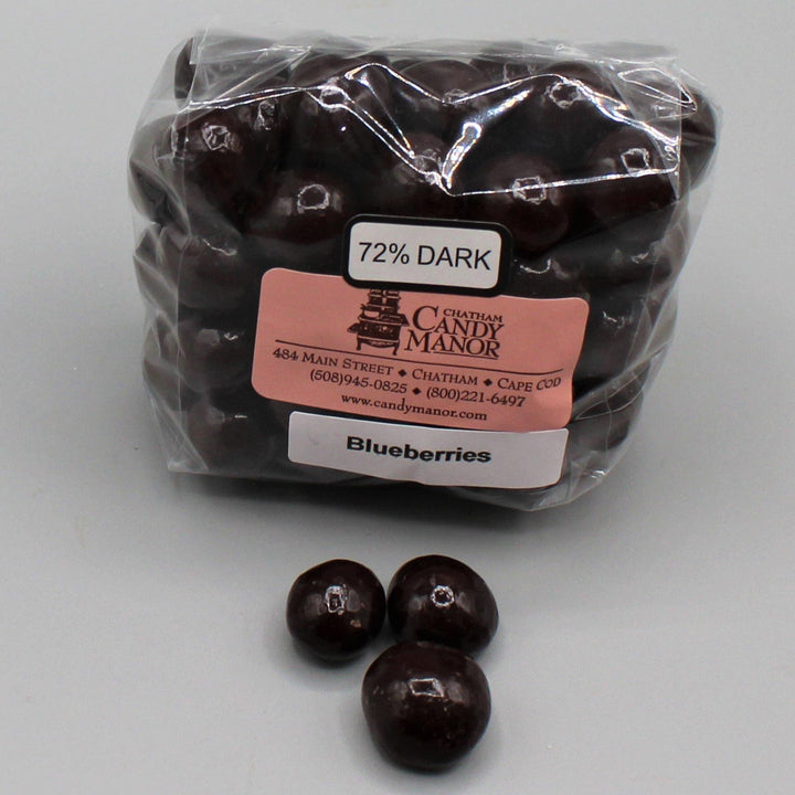 Blueberries - 72% Dark Chocolate Covered