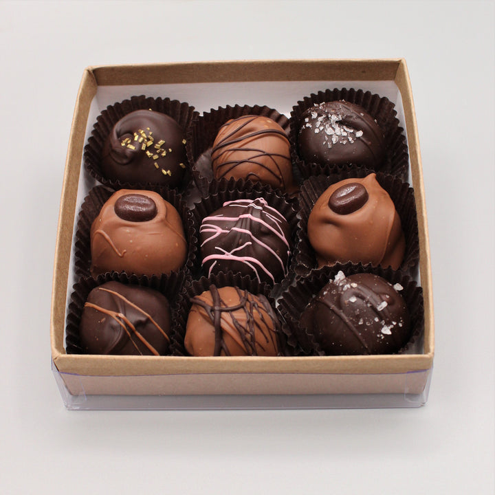Truffles - Box of 9