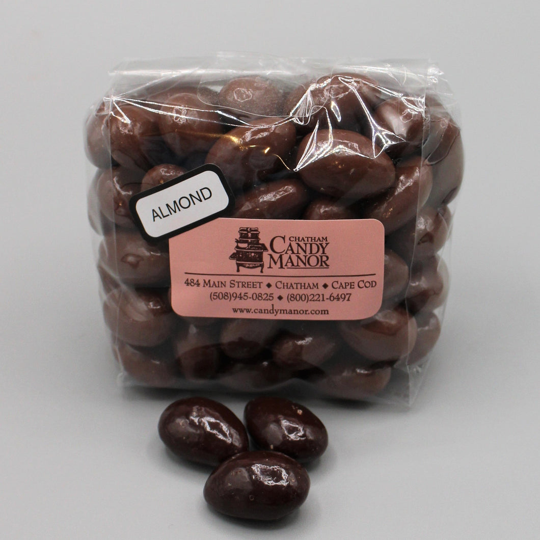 Almonds - Chocolate Covered