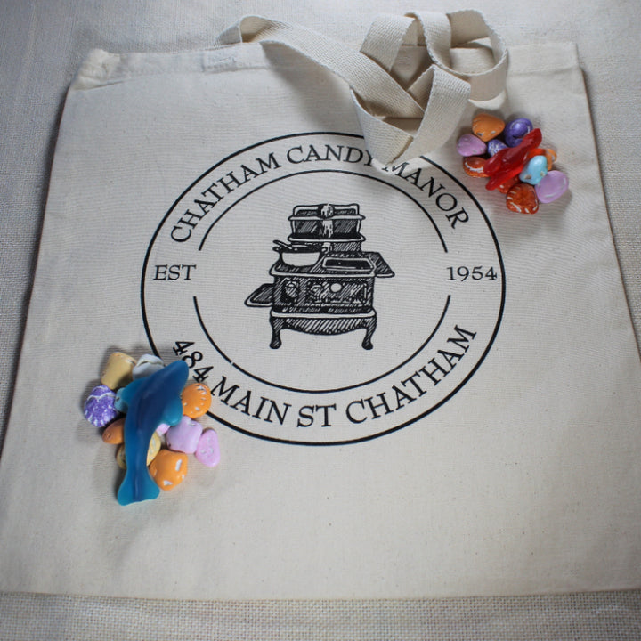 Candy Manor Tote Bag