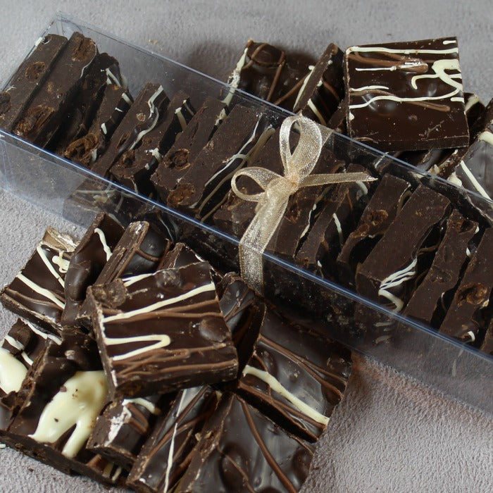 Coffee Bean Bark Box