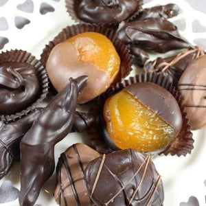 Chocolate Covered Fruit - One Pound Box