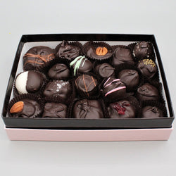 Dark Chocolate Introductory Assortment - One Pound