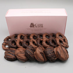Pretzels & Oreos - Box of 10 each