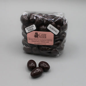 Sugar Free Almonds - Dark Chocolate