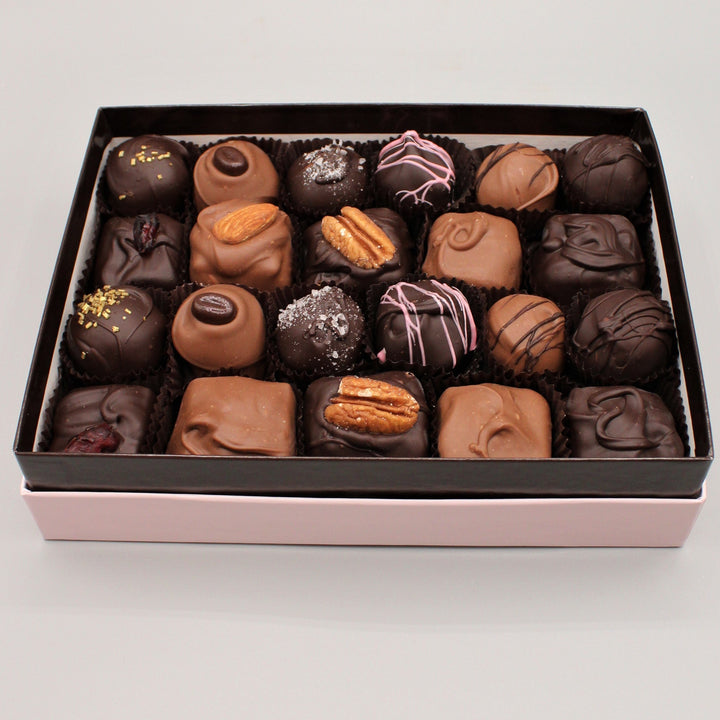 Turtles and Truffles Assortment