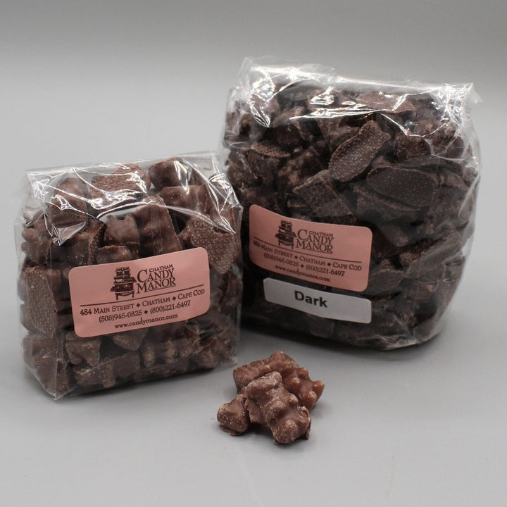 Gummi Bears - Chocolate Covered