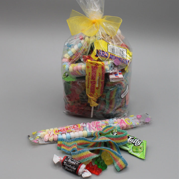 Large Penny Candy Bags