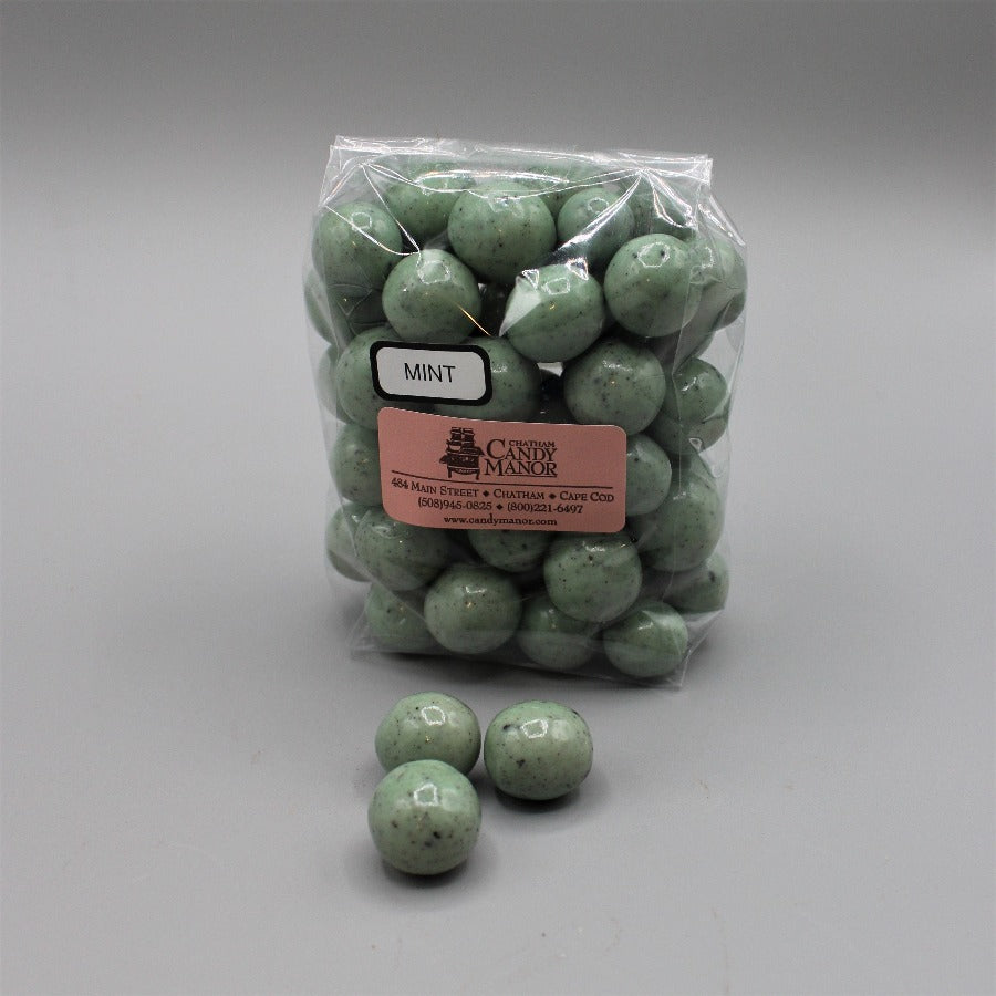 Mint Chip Malt Balls