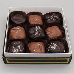 Assorted Sea Salt Caramels