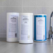 3-stage Water Filter Replacement Set