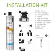 Point Of Use Undersink Water Filter