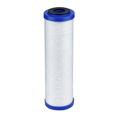 Delos Dual Sediment & Carbon Cartridge Replacement for 1-Stage Water Filtration (POE)