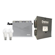 """As Seen on the Block""  Delos Home Wellness Package (Bayonet Base Lights)"