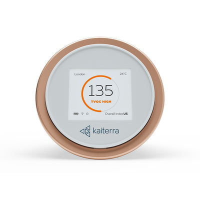 Kaiterra Laser Egg + Chemical Air Quality Sensor