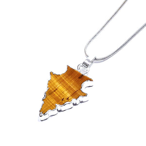 Tiger's Eye Arrow