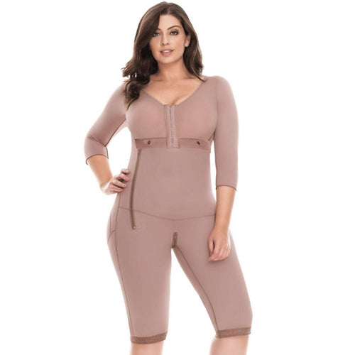DELIÉ by Fajas DPrada Fajas Colombianas 11008 Compression Garments After Liposuction-Cafe`