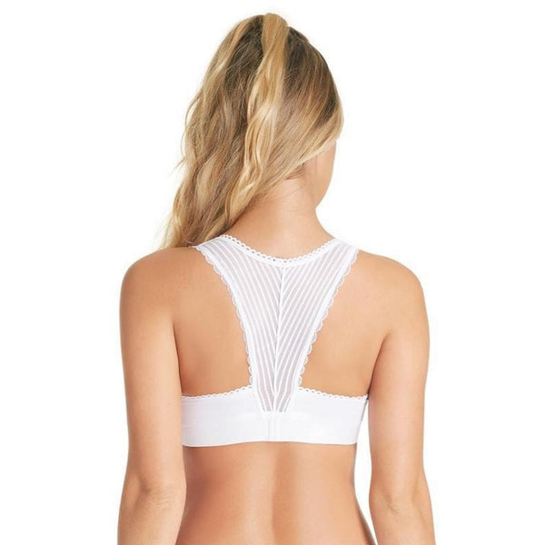 Haby 11856 Bralette Natural Push Up white