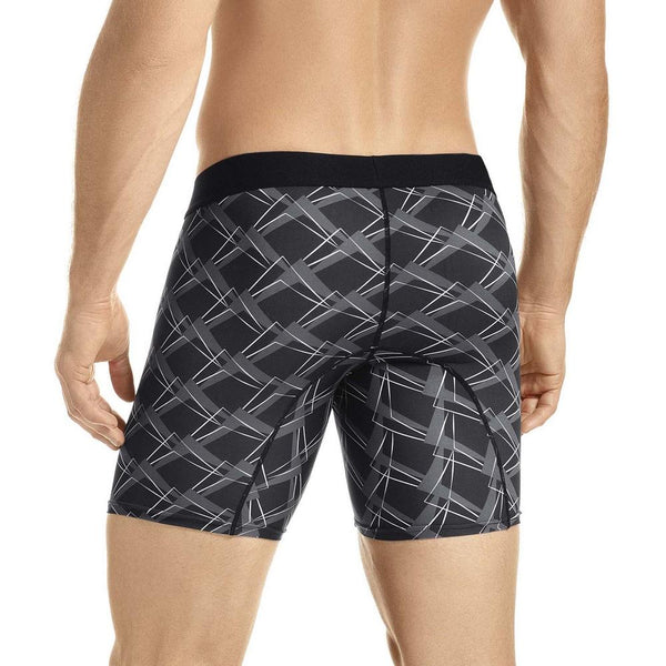 Hawai® Original Underware Men's Sleek Boxer Brief Middle Leg 41913