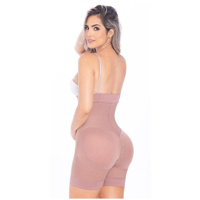 Fajas-Colombiana-Melibelt-2020-body-shaper-butt-lift-short-Coffe