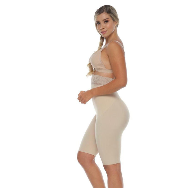 3001 Colombian Strapless Body Shaper Invisible Under Clothes