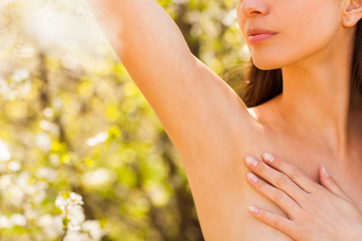 What is an armpit detox ? Overcoming natural deodorant frustrations...