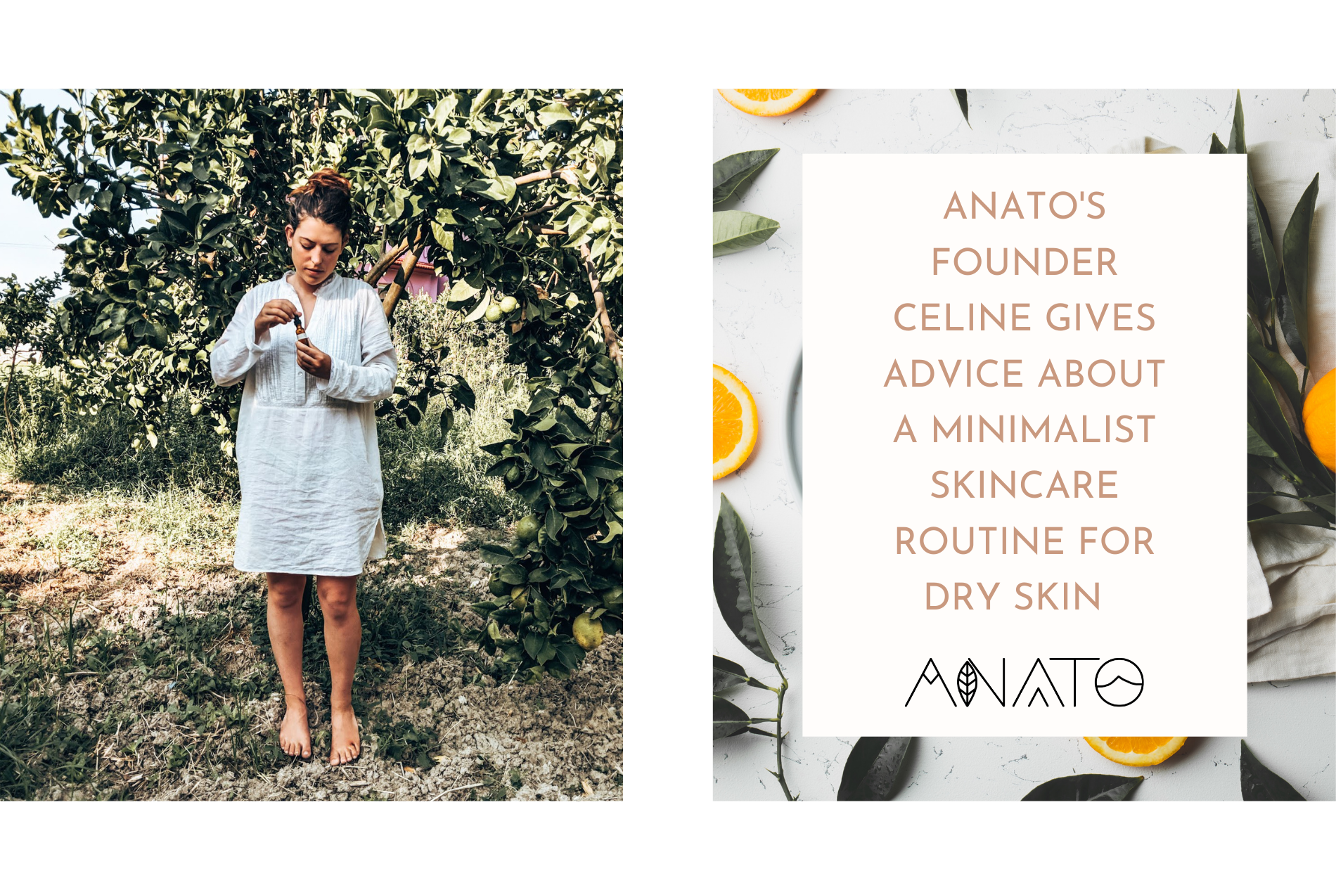 Anato Skincare Advice from Founder