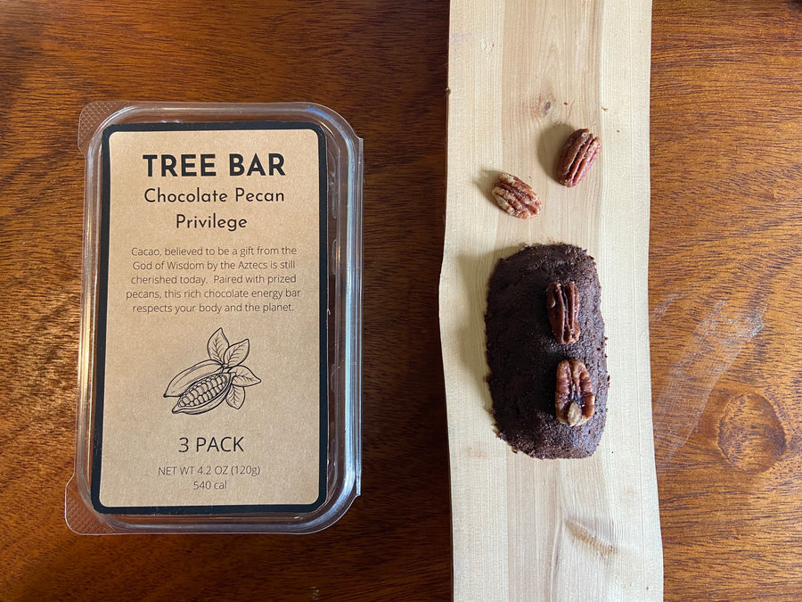 Chocolate Pecan Privilege | TREE BAR