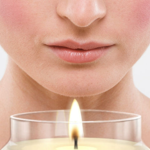Be careful what you select to burn in your house.  Some candles can become toxic