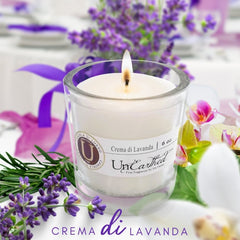 UE - FB INSTA - RELAX BY THE BATH - VANILLA LAVENDER - highly scented luxury gift candles for mothers day vegan coconut oil and essential oil infused (1)