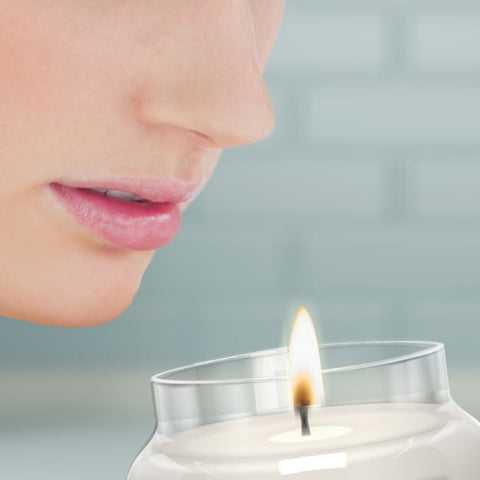 why cant I smell my candle after burning it for about a week