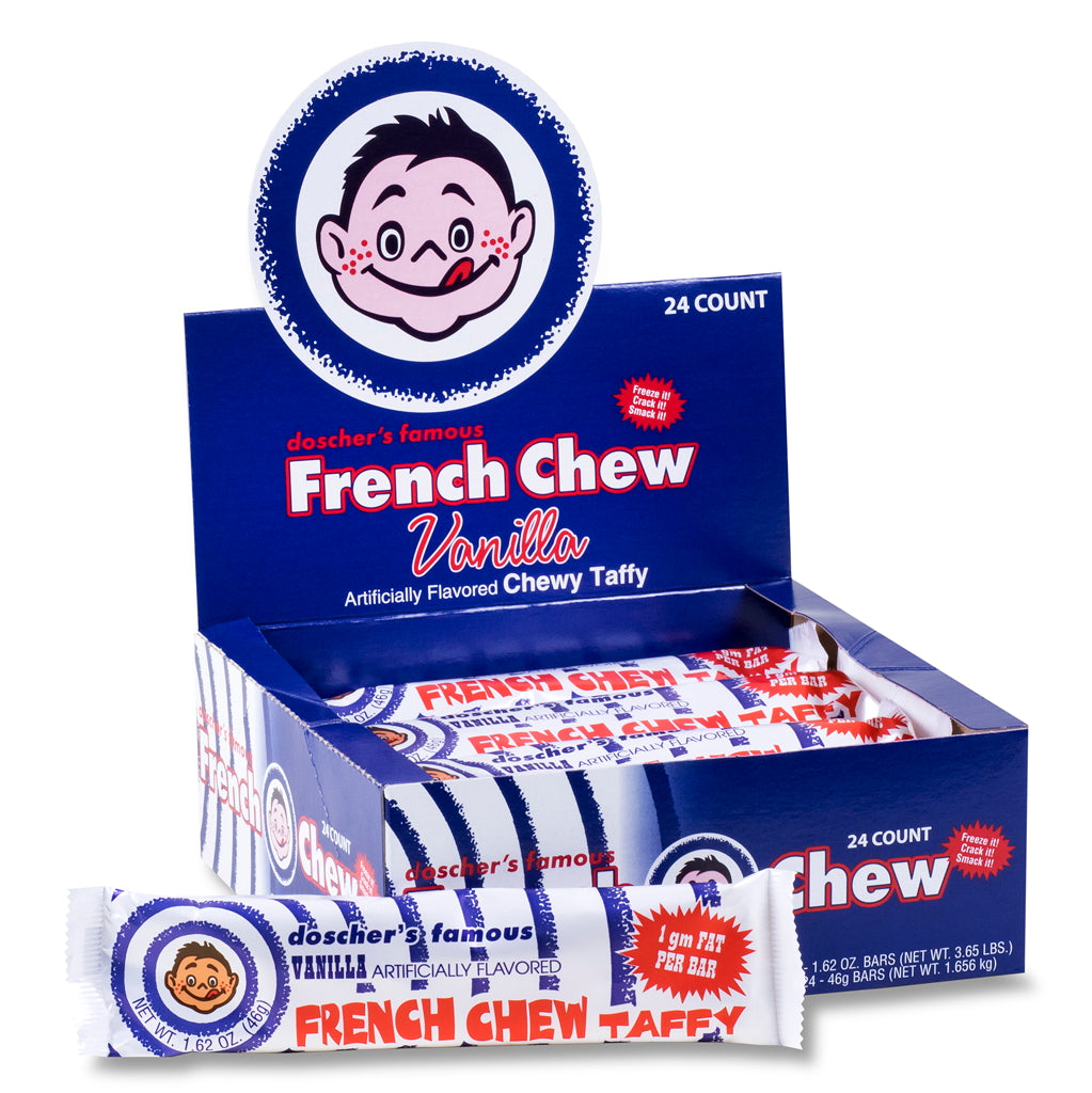 Vanilla French Chew