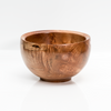 Figured Maple Tulip Bowl